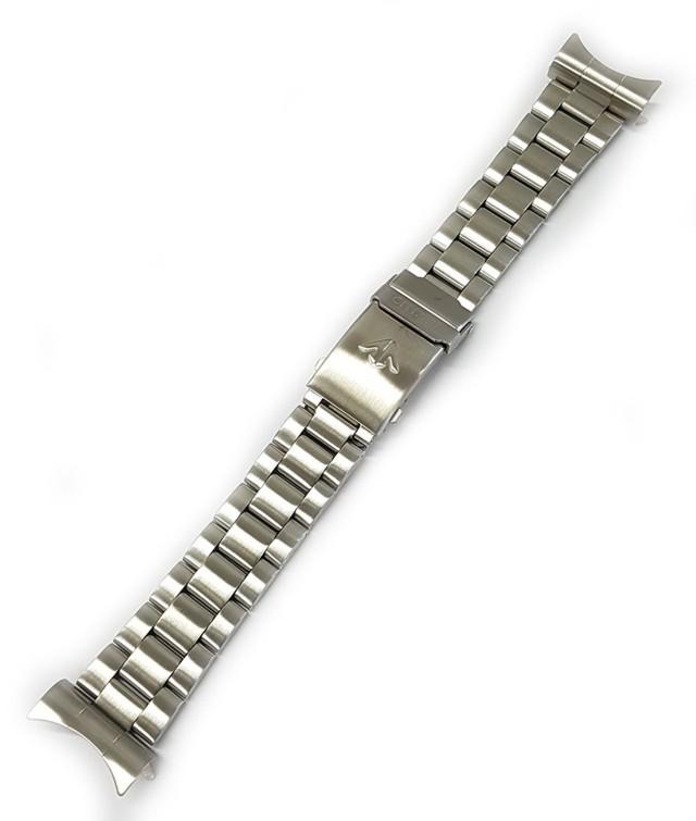cinturino acciaio orologio seiko