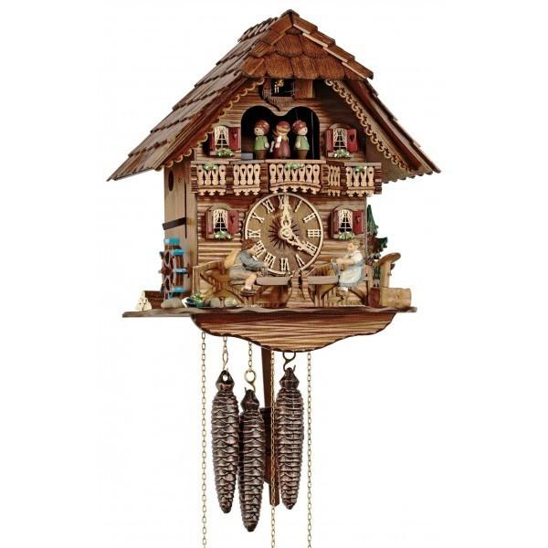orologio a cucu legno