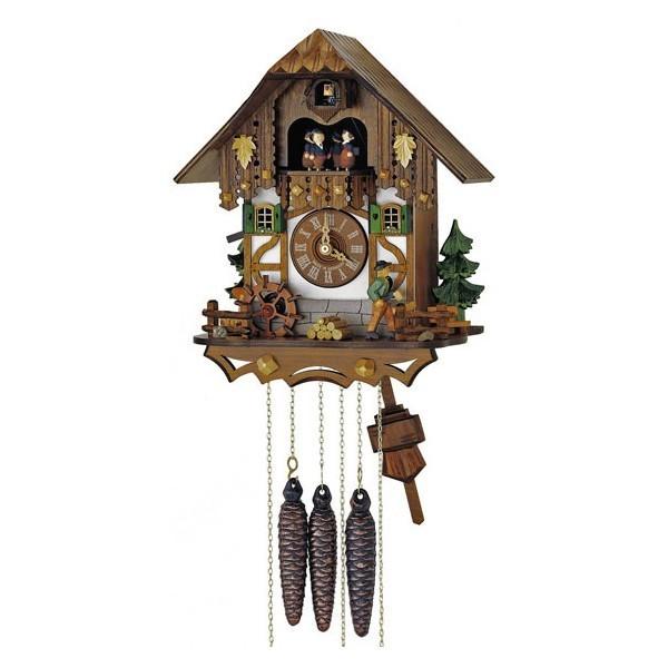 orologio a cucu manuale