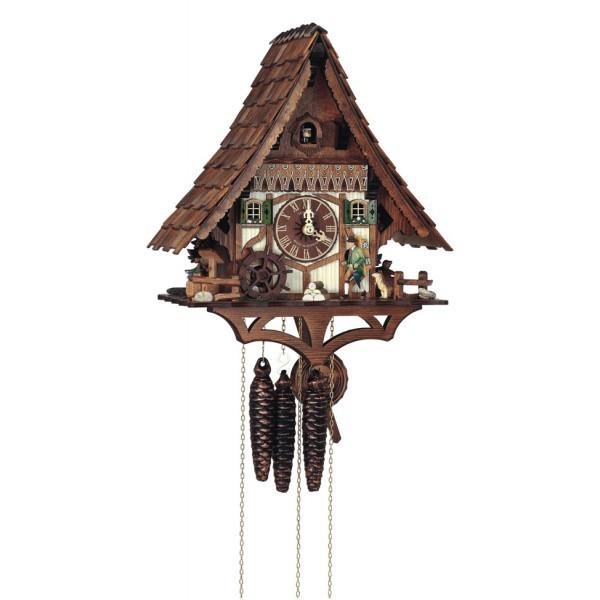 orologio a cucu meccanico