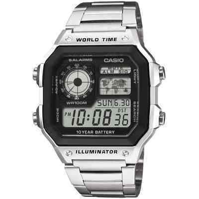 orologio casio w215h