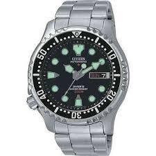 orologio citizen uomo acciaio