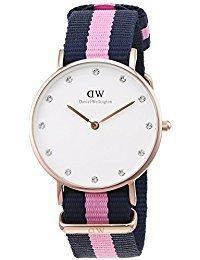 orologio daniel wellington rosso