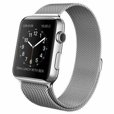 Cinturino apple watch maglia milanese tra i più venduti su Amazon