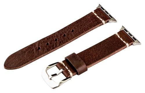 Cinturino orologio pelle nera 22mm tra i più venduti su Amazon