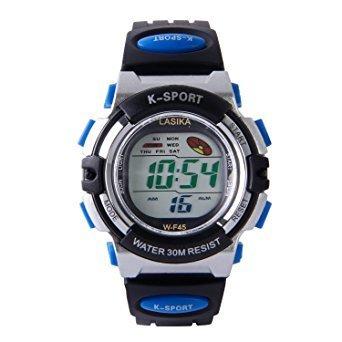 Orologio cronometro fitness tra i più venduti su Amazon