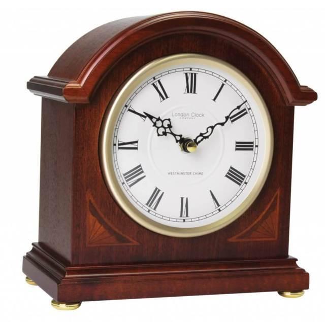 Orologio da tavolo vintage bianco tra i più venduti su Amazon