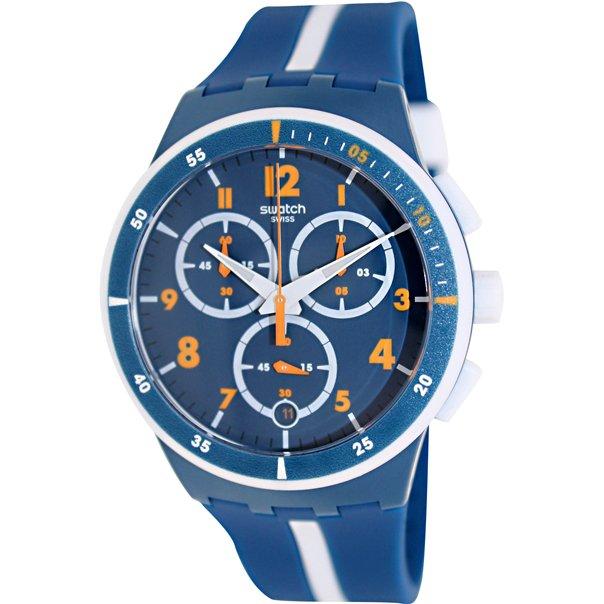 Orologio swatch cinturino viola tra i più venduti su Amazon
