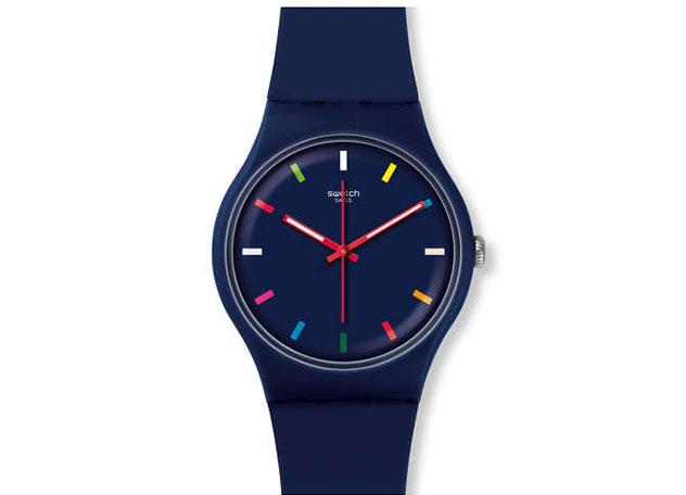 Orologio swatch verde tra i più venduti su Amazon